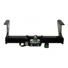 Fixed Flanged Towbar For Citroën Jumper Van, Pick Up, Model With Parking Sensors, No 4X4 1994-2006