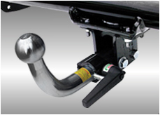 vertical detachable towbar for suzuki sx4 s cross. Black Bedroom Furniture Sets. Home Design Ideas